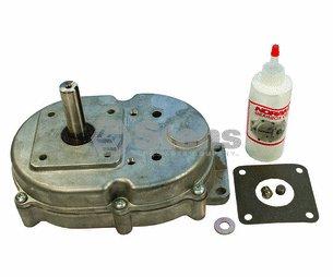 Reduction Gearbox 6:1 Ratio / Fits 3/4' Diameter Crankshaft
