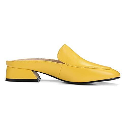 Sandali Con Yellow Asl05840 Zeppa Balamasa Donna xwp05q