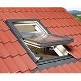 velux dachfenster ggu schwingfenster 78x118cm mk06 0059 thermo star kunststoff mit. Black Bedroom Furniture Sets. Home Design Ideas