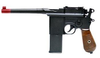 HFC HG-196 Full Metal Gas Airsoft Pistol airsoft gun