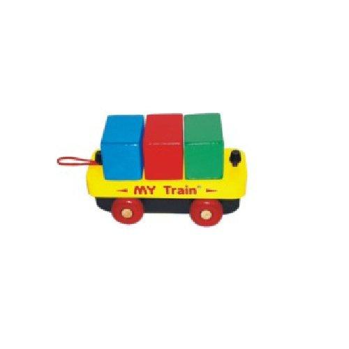 Maple Landmark Montgomery Schoolhouse ** My Train - Block Car ** 70008