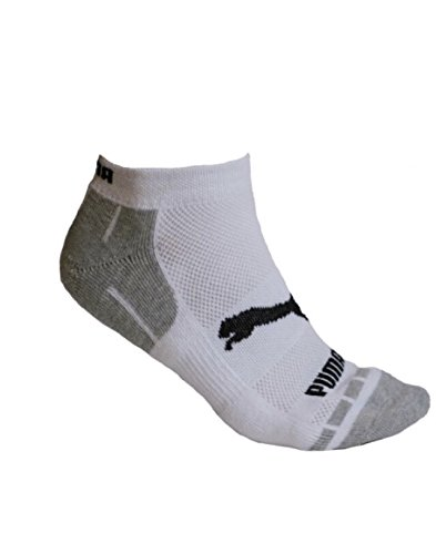 b523e4693 Amazon.com: Puma Socks Men's 6 Pack 1/2 Terry Form Stripe Low Cut ...