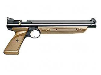 Crossman 1377 American Classic Variable Pump Power Bolt Action Air Pistol, Outdoor Stuffs