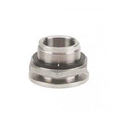 Banjo TF075SS Stainless Steel 316 Bulkhead Tank Fitting, 3/4'' NPT Female by Banjo Corp (Image #2)