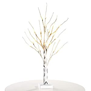 Zanflare Birch Twig Tree Light 8