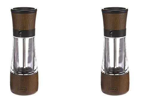 Rosle Spice - Rosle Beechwood Spice Mill One Size, Set of 2