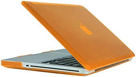 PAN-EX Laptop Cases Estuche Protector de Cristal Duro for Macbook Pro 15.4 Pulgadas (Color : Naranja): Amazon.es: Electrónica