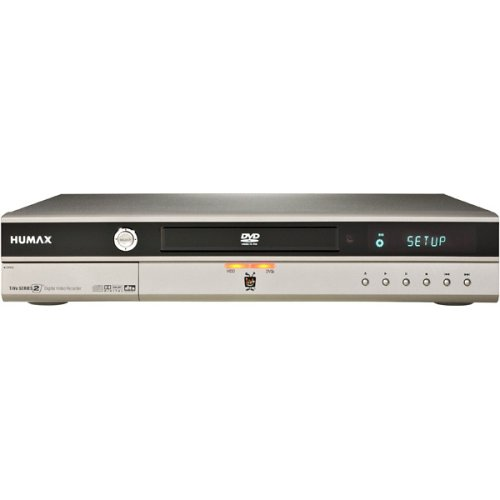 Humax DRT400 40-Hour TiVo with DVD Recorder by Humax