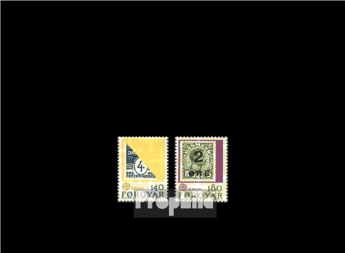 Denmark-Faroe Islands 43-44 (complete.issue.) 1979 Postal (Stamps for collectors)