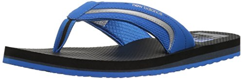 Balance Brighton Sandal Black Men's Blue Thong New zPxEHwH