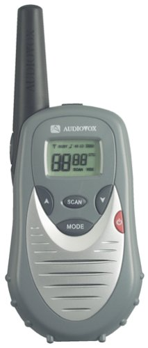 Audiovox GMRS7001 7-Mile 22-Channel FRS//GMRS Radio GMRS7001-2 Pair