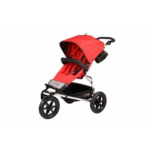 Mountain Buggy Urban Jungle Stroller: Urban Jungle Stroller Chocolate Dot Brown (Mountain Buggy Jogging Stroller)