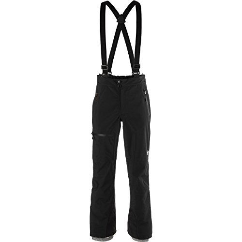 3l Ski (Stoic Mountain 3L Pant - Men's Black,)