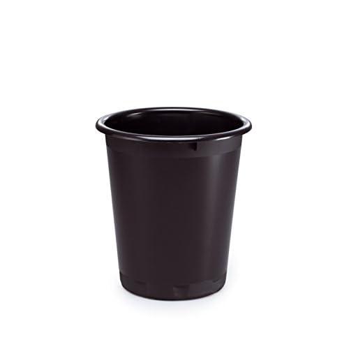 Durable Basic Corbeille à papier Noir