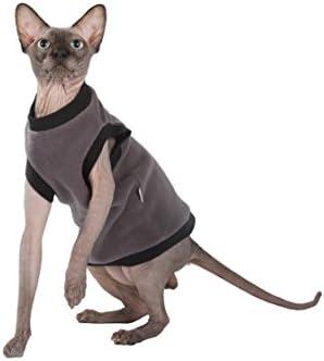 Kotomoda Cat's Pullover Taupe Fleece 18