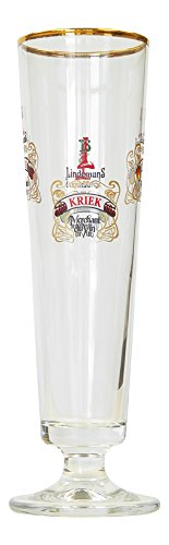 Lindemans Belgian Fruit Beer Glass 0.25L - Set of - Fruit Belgian Beer