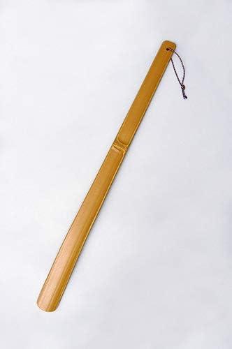 酒井産業 竹の靴ベラ(51cm) 孟宗竹 かかとが痛くなりにくい 使いやすい 履きやすい 玄関小物 日本製
