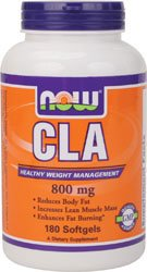 Maintenant Cla 180 Caps Gravez musculaire Augmentation Fat Lean