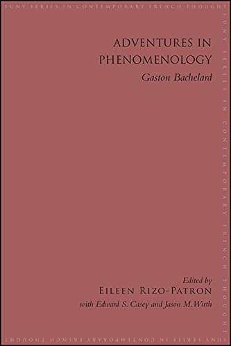Adventures in phenomenology gaston bachelard suny series in adventures in phenomenology gaston bachelard suny series in contemporary french thought kindle edition by eileen rizo patron edward s casey fandeluxe Gallery