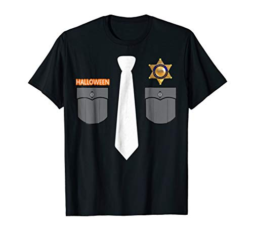 (Prison Guard Correctional Officer T shirt Halloween)
