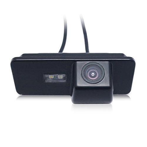 feeldo coche de visión trasera cámara de estacionamiento para Volkswagen Magotan Seat Leon Altea Lupo–EOS Scirocco...