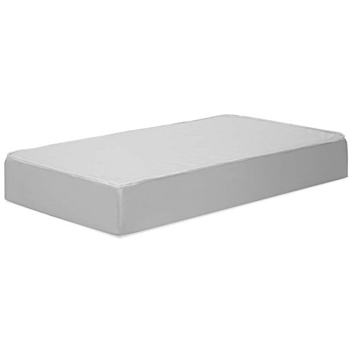 DaVinci 100% Non-toxic DaVinci TotalCoil Mini 50-Coil Crib Mattress with Hypoallergenic Waterproof Cover