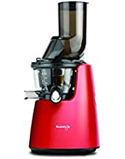 Kuvings C7000 Whole Slow Juicer, Matte Red