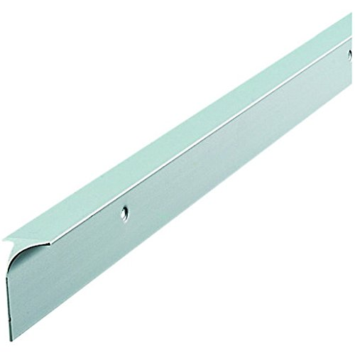 Bulk Hardware BH04359 Worktop Corner Joint, 40 x 630 mm - Silver
