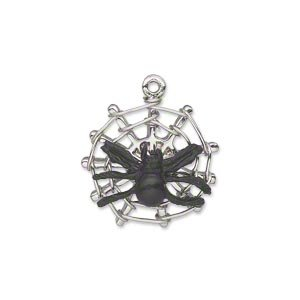 Charm silver-plated