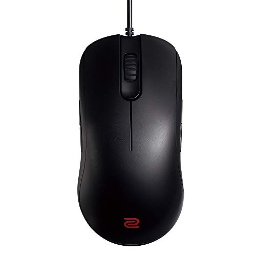 BenQ ZOWIE FK1 Ambidextrous Gaming Mouse for Esports (Large) (Best Zowie Mouse For Claw Grip)