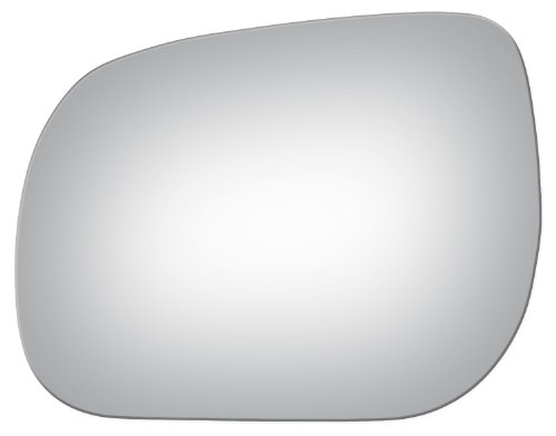 2006-2011 Toyota Rav4 Flat, Driver Left Side Replacement Mirror Glass