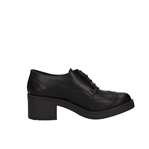 French ORIBO 8431 Mujer Negro Luni Made Italy Nero In Shoes UxqgSYgIp
