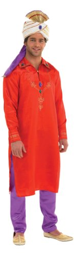 [Rubie's Bollywood Man Fancy Dress (standard)] (Bollywood Costumes For Men)