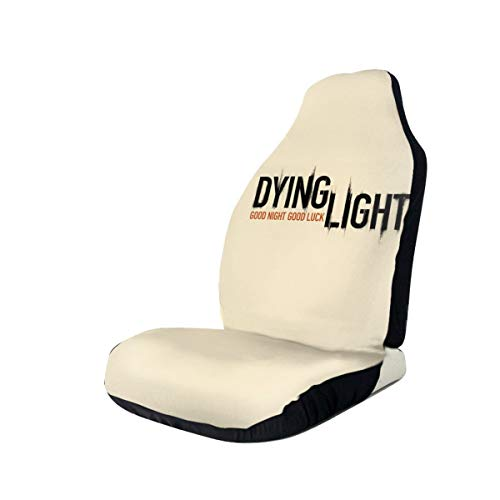 Price comparison product image Dying Light Car Seat Covers Protector for Automobile Truck SUV Vehicle