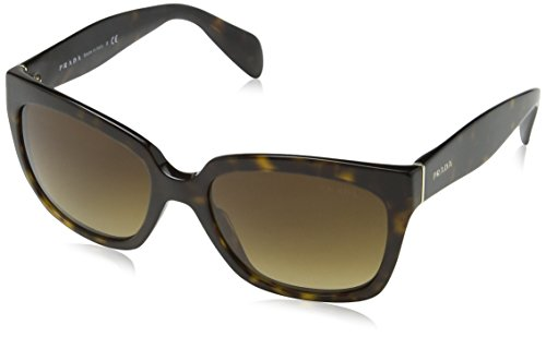 Prada PR07PS 2AU-6S1 Sunglasses Havana ()