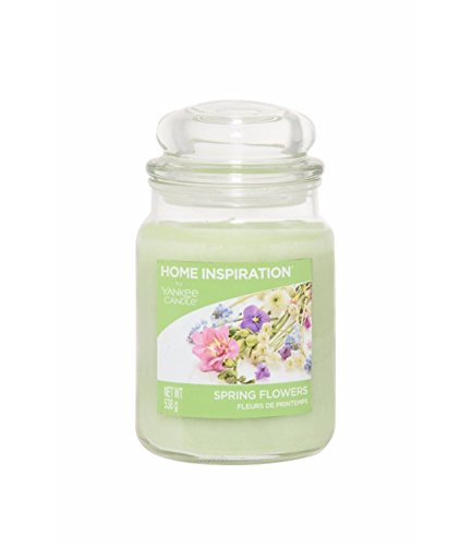 Official yankee candle spring flowers home inspiration large jar official yankee candle spring flowers home inspiration large jar mightylinksfo