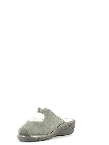 Donna 7834 Riposella Grigio Riposella Pantofola 7834 wzI14qSE