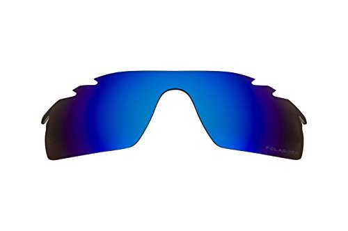 New SEEK OPTICS Replacement Lenses Oakley VENTED RADARLOCK PITCH - Polarized - Contrast Compare And Bright Eyes