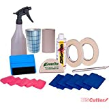 Greenstar USCutter Weeding & Application Tools Starter Kit Bundle for Cutting Sign Vinyl