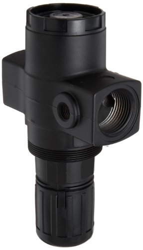 Dixon R17-800R Norgren Series Regulator without Gauge, 1'' Size, 480 SCFM, 1'' Port Size, 5-125 PSI by Dixon Valve & Coupling
