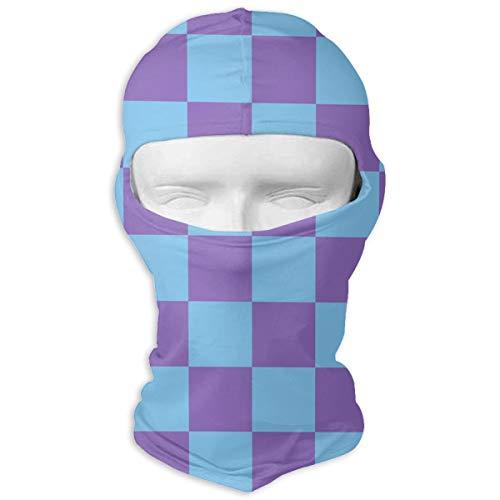 Northern Nebula Snowman Balaclava - Windproof Ski Mask - Motorcycle Full Face UV Protection Mask