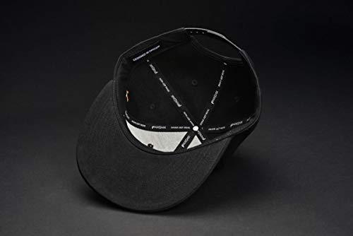 para hombre Negro Talla béisbol de negro Fadecase Gorra única qIwxB7XXt