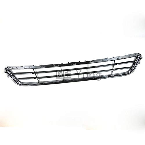 FidgetGear OE Black Front Lower Radiator Grille Grill For Ford Fusion 2013 2014 2015 2016: