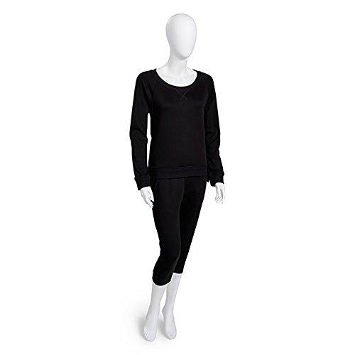 UGG Women's Morgan Pullover Black Sweatshirt SM