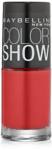 Maybelline New York Color Show Nail Lacquer, Keep Up The Flame, 0.23 Fluid Ounce (Nail Polish Maybelline Color Show compare prices)