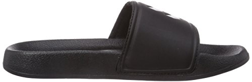 Hummel HUMMEL SPORT SLIPPER - Zapatillas De Agua de material sintético Unisex adulto negro - Schwarz (Black / White 2114)