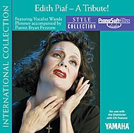 Edith Piaf - A Tribute! - (for Cd-compatible Modules)