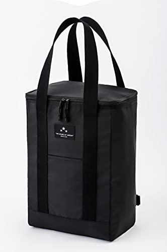 ちゃりかごサイズの背負える 保冷ショッピングバッグ BOOK 画像 B