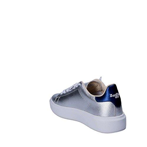 Lotto Sneaker Leggenda Impressions In Pelle Oro Gris