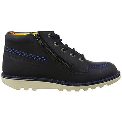 Kickers Boys' Kick Hi Ankle Boots 6